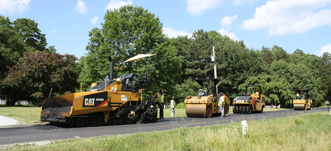 Heavy Construction Contracting: Road Construction, Paving & More