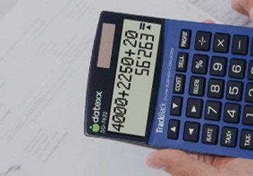 Product Calculator