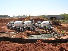 Concrete Production & Concrete Supplier in Raleigh NC