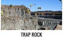 Carolina Sunrock Trap Rock